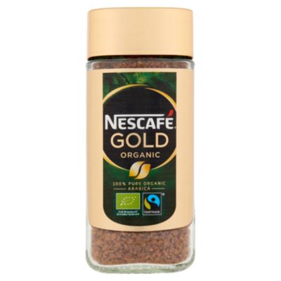 Nescafé GOLD Organic Oploskoffie