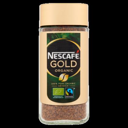 Nescafe Gold blend organic Fairtrade