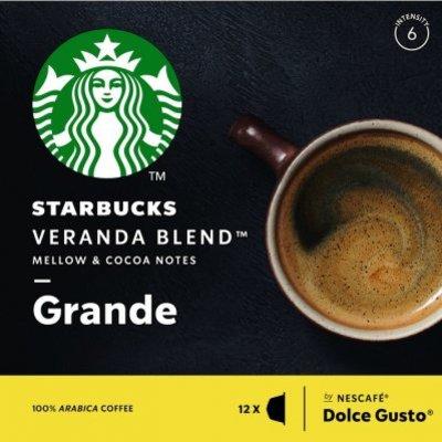 Starbucks Dolce gusto veranda blend koffie cups
