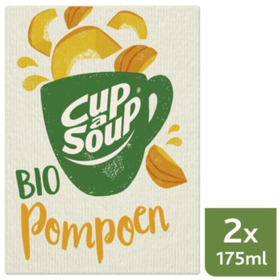 Unox Cup a soup Biologische pompoen