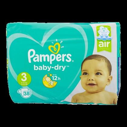 Pampers Luiers Baby Dry maat 3