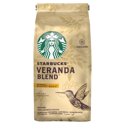 Starbucks Veranda blend blonde roast gem. koffie