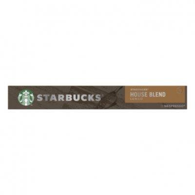 Starbucks Nespresso house blend koffie capsules