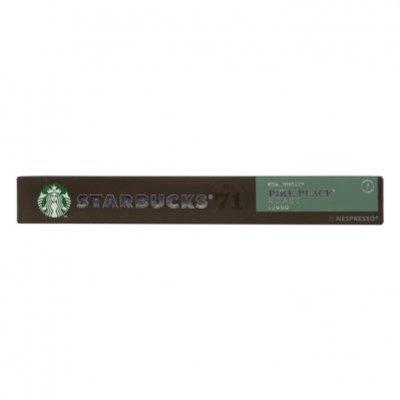 Starbucks Nespresso pike place koffie capsules