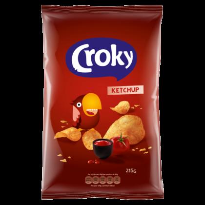 Croky Chips Ketchup