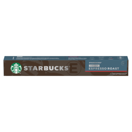 Starbucks by Nespresso decaf espresso dark roast