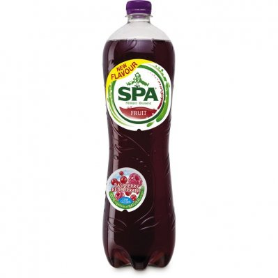 Spa Fruit raspberry redcurrant