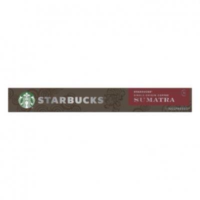Starbucks Nespresso sumatra koffie capsules