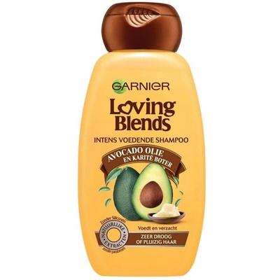 Garnier Loving Blends shampoo avocado karite