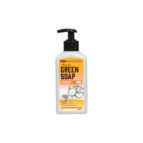 Marcel's Green Soap handzeep sinaasappel jasmijn