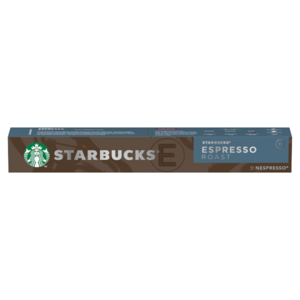Starbucks by Nespresso espresso dark roast