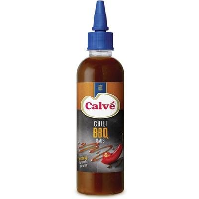 Calvé Dressing Chili BBQ