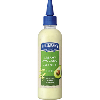 Hellmann's Dressing avocado