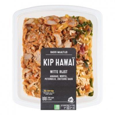 Huismerk Basis maaltijd kip Hawaii