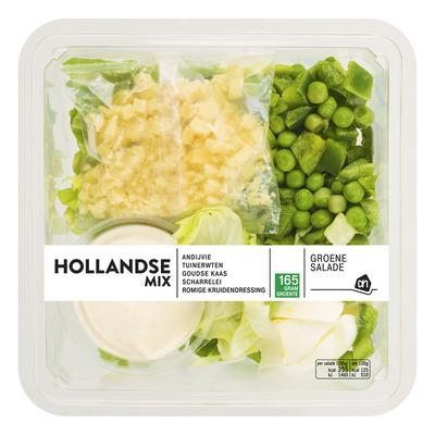 Huismerk Groene salade hollands
