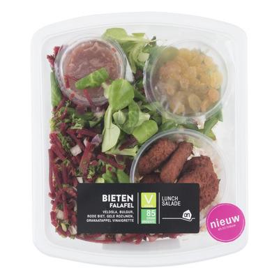 Huismerk Lunch salade bietenfalafel
