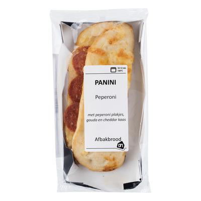 Huismerk Panini pepperoni