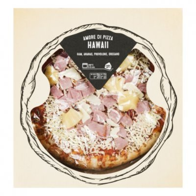 Huismerk Pizza  Hawaii