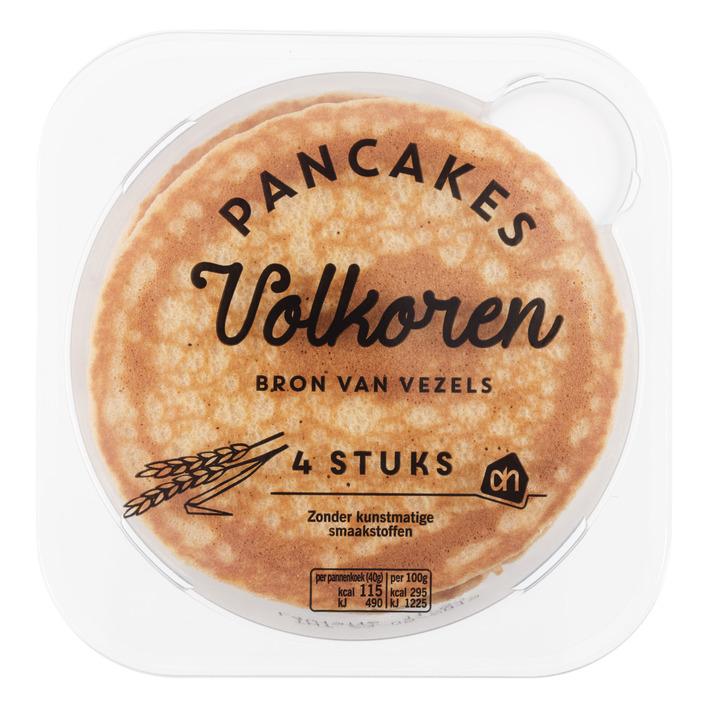 Huismerk Volkoren pancake