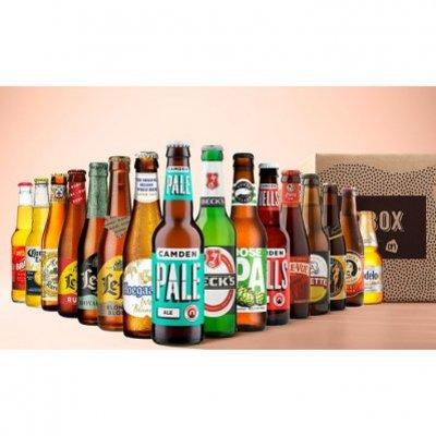 Beers around the world bierbox