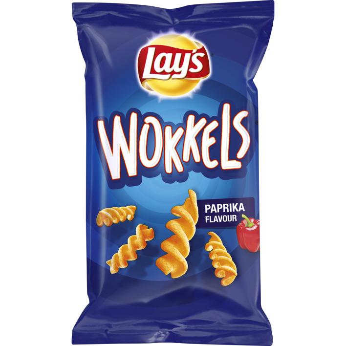 Lay's Wokkels Paprika