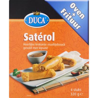 Duca Satérol 4 stuks