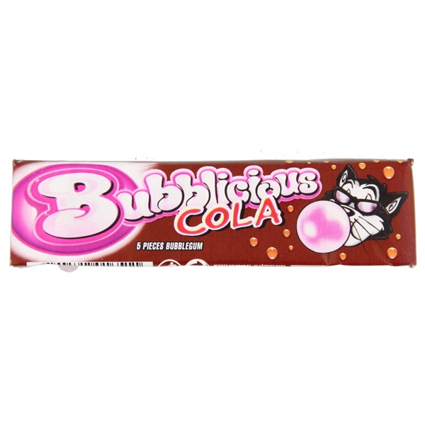 Bubblicious Kauwgom Cola