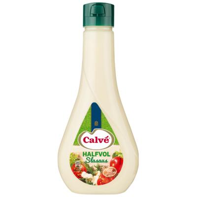 Calvé Slasaus yoghurt