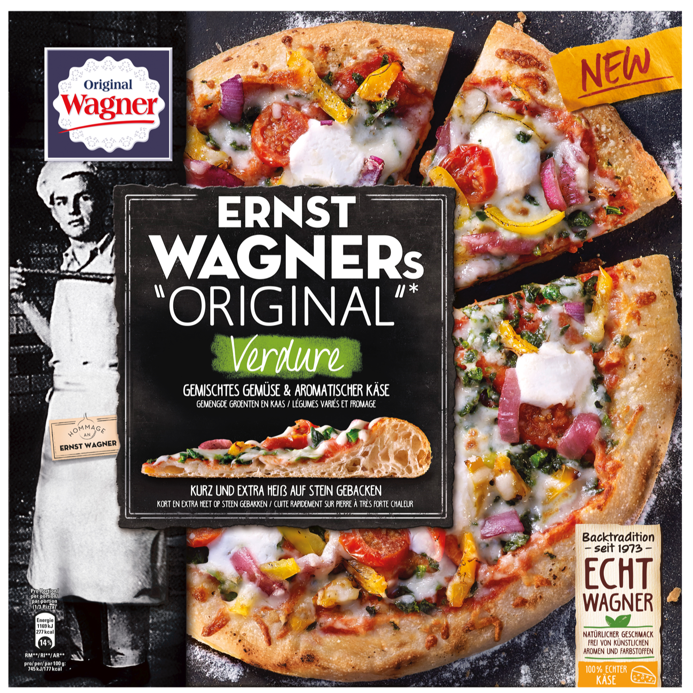 Wagner Ernst Pizza Verdure