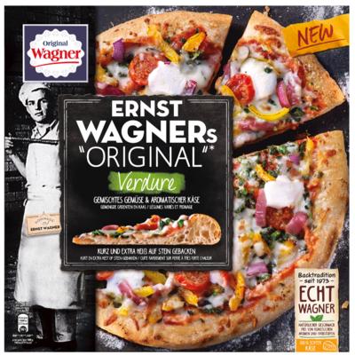 Wagner Pizza verdure