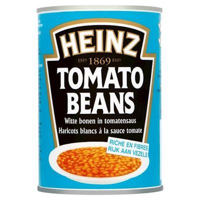 Heinz witte bonen in tomatensaus 415 gram