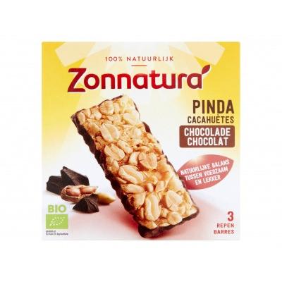 Zonnatura Pindacrunch choco