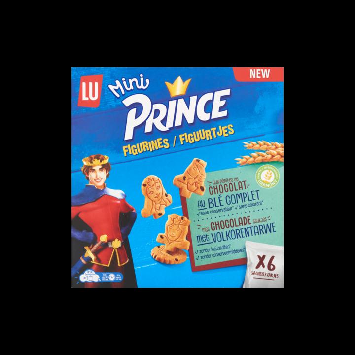 LU Prince Mini Figuurtjes 6 Stuks