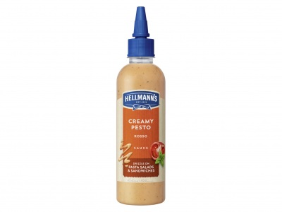Hellmanns Creamy pestosaus