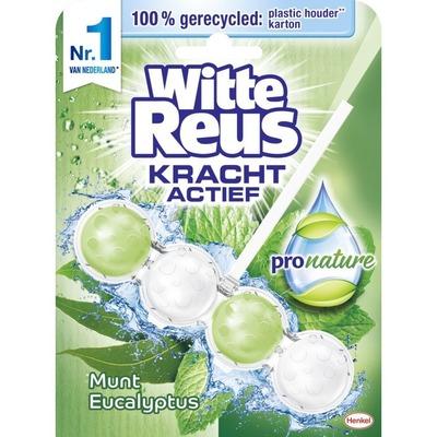 Witte Reus Pro nature munt eucalyptus