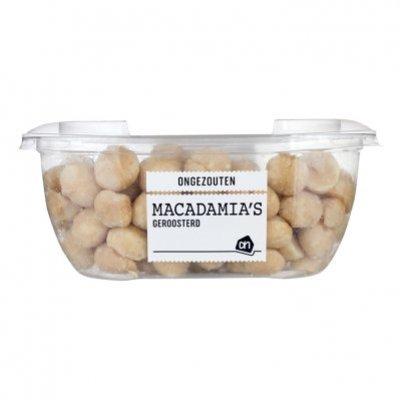 Huismerk Ongezouten macadamia's geroosterd