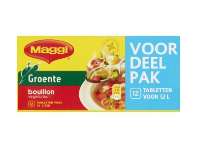 Maggi Bouillonblokjes groente