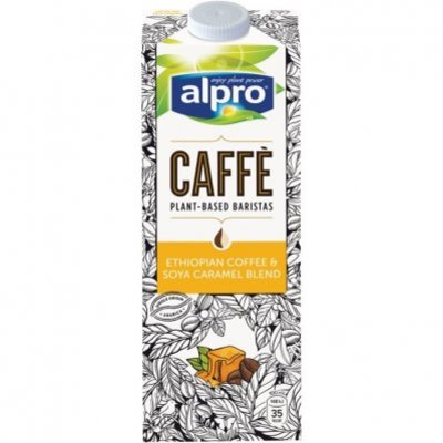 Alpro Caffé soja caramel ijskoffie