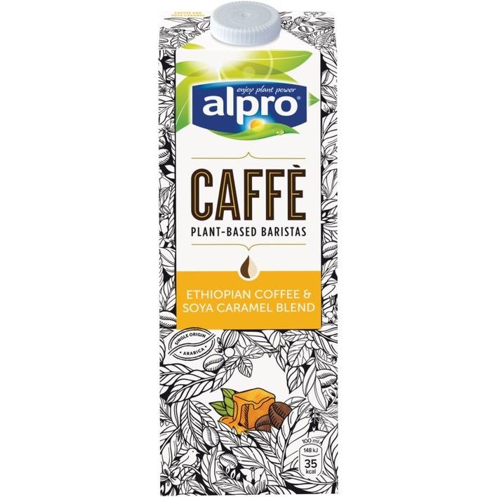 Alpro Drink caffe soja caramel