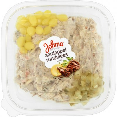 Johma Aardappel rundvlees salade