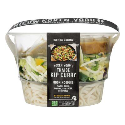 Huismerk Koken voor 2 kip Thaise curry