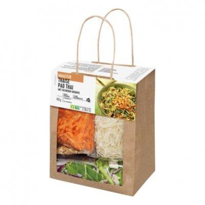 Huismerk Gesneden verspakket Pad Thai