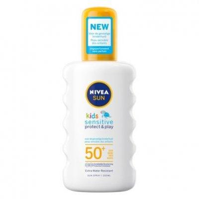 Nivea Sun Sun kids protect & sensitive SPF 50