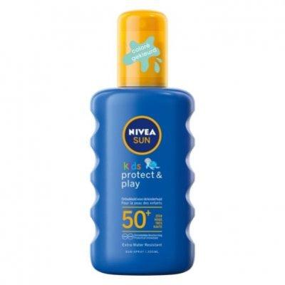 Nivea Sun Sun spray kids spf 50+