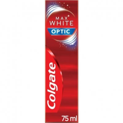 Colgate Max white optic tandpasta