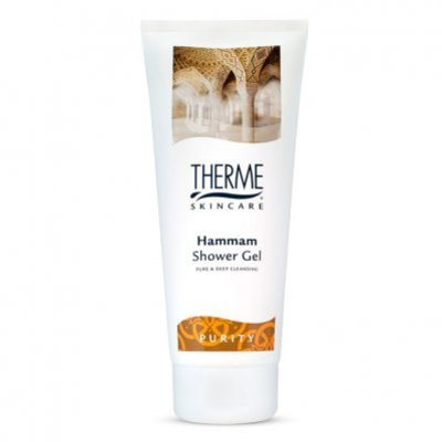 Therme Hammam foaming shower gel mousse