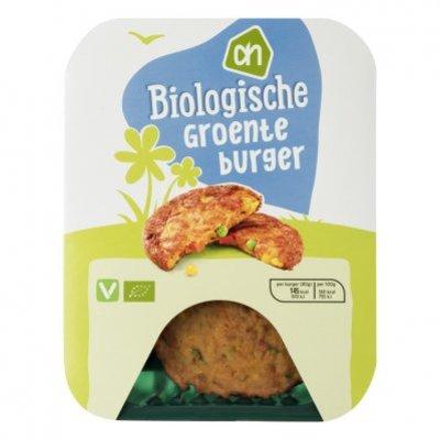 AH Biologisch Groenteburger