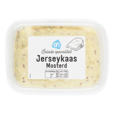 Huismerk Saladespecialiteit jerseykaas mosterd
