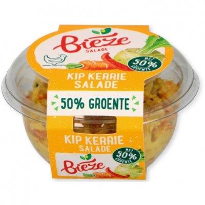Bieze Kipsalade met 50% groenten