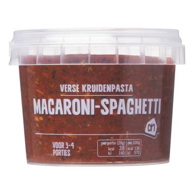 Huismerk Verse macaroni-spaghetti kruiden